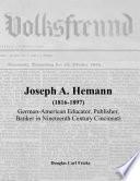 Joseph Anton Hemann  1816 1897