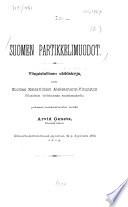 Suomen partikkelimuodot