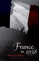 France in 1938