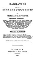 Narrative of the life and sufferings of William B. Lighton
