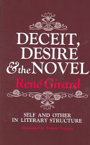 Deceit, Desire, and the Novel