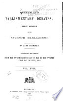 Official Record of the Debates of the Legislative Council and Legislative Assembly     Book