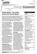 Energy Economist