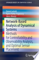 Network Based Analysis of Dynamical Systems