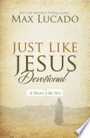 Just Like Jesus Devotional Book