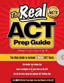 Real ACT Prep Guide with CD-Rom