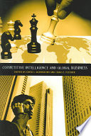 Competitive Intelligence and Global Business Book