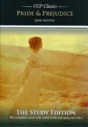 Pride and Prejudice by Jane Austen Study Edition