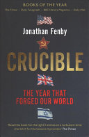 Crucible by Jonathan Fenby
