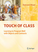 Touch of Class: Learning to Program Well with Objects and ...