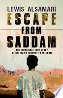Escape from Saddam