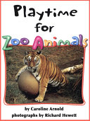 Playtime for Zoo Animals