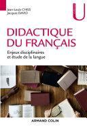 Pdf Didactique du français Telecharger