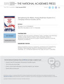 Pdf Strengthening the Military Family Readiness System for a Changing American Society Telecharger