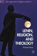 Lenin, Religion, and Theology [Pdf/ePub] eBook