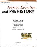 Human Evolution and Prehistory Book