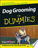 """Dog Grooming For Dummies"" by Margaret H. Bonham"