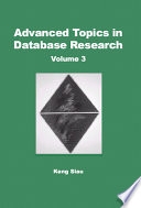 Read Online Advanced Topics in Database Research For Free