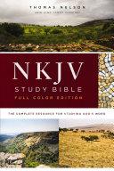 NKJV Study Bible, Full-Color, eBook Pdf/ePub eBook