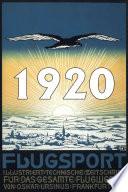 Zeitschrift Flugsport - Jahrgang 1920