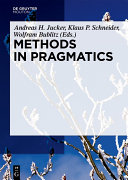 Methods in Pragmatics