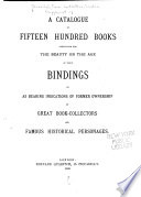A General Catalogue of Books Offered to the Public at the Affixed Prices  Manuscripts and books relating to them  Science  Periodical literature  Romances of chivalry