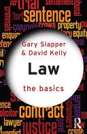 Law  The Basics