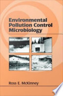 Environmental Pollution Control Microbiology Book