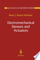 Electromechanical Sensors And Actuators Book PDF