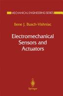 Electromechanical Sensors and Actuators