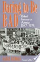 Daring to be Bad