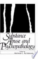 Substance Abuse And Psychopathology