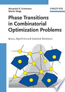 Phase Transitions in Combinatorial Optimization Problems