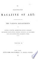 The Illustrated Magazine of Art