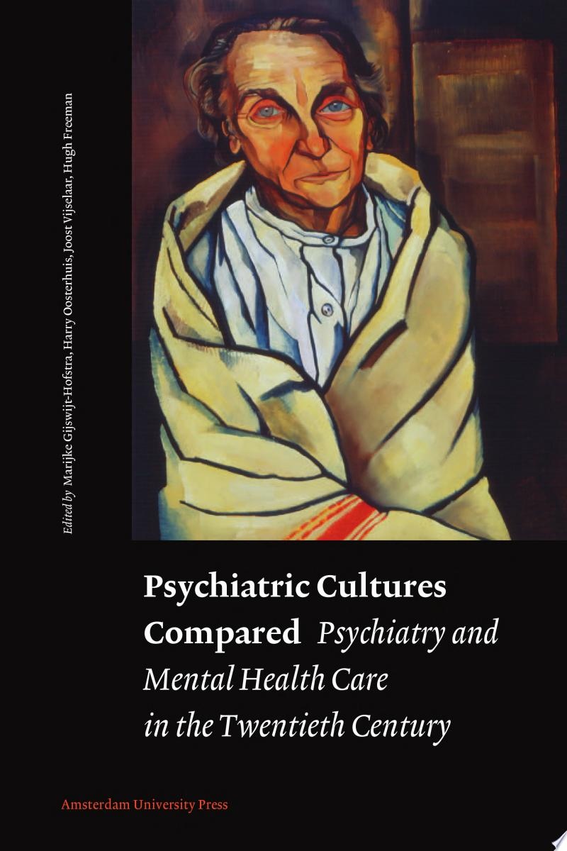 Psychiatric Cultures Compared banner backdrop