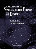 Fundamentals of Semiconductor Physics and Devices