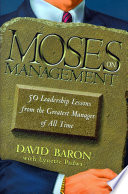 Moses on Management