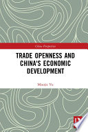 Trade Openness And China S Economic Development