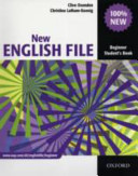 New English File: Beginner: Student's Book