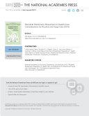 Reusable Elastomeric Respirators in Health Care Pdf/ePub eBook