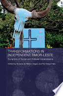 Transformations in Independent Timor Leste