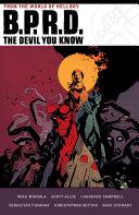 B.P.R.D. The Devil You Know Omnibus Pdf/ePub eBook