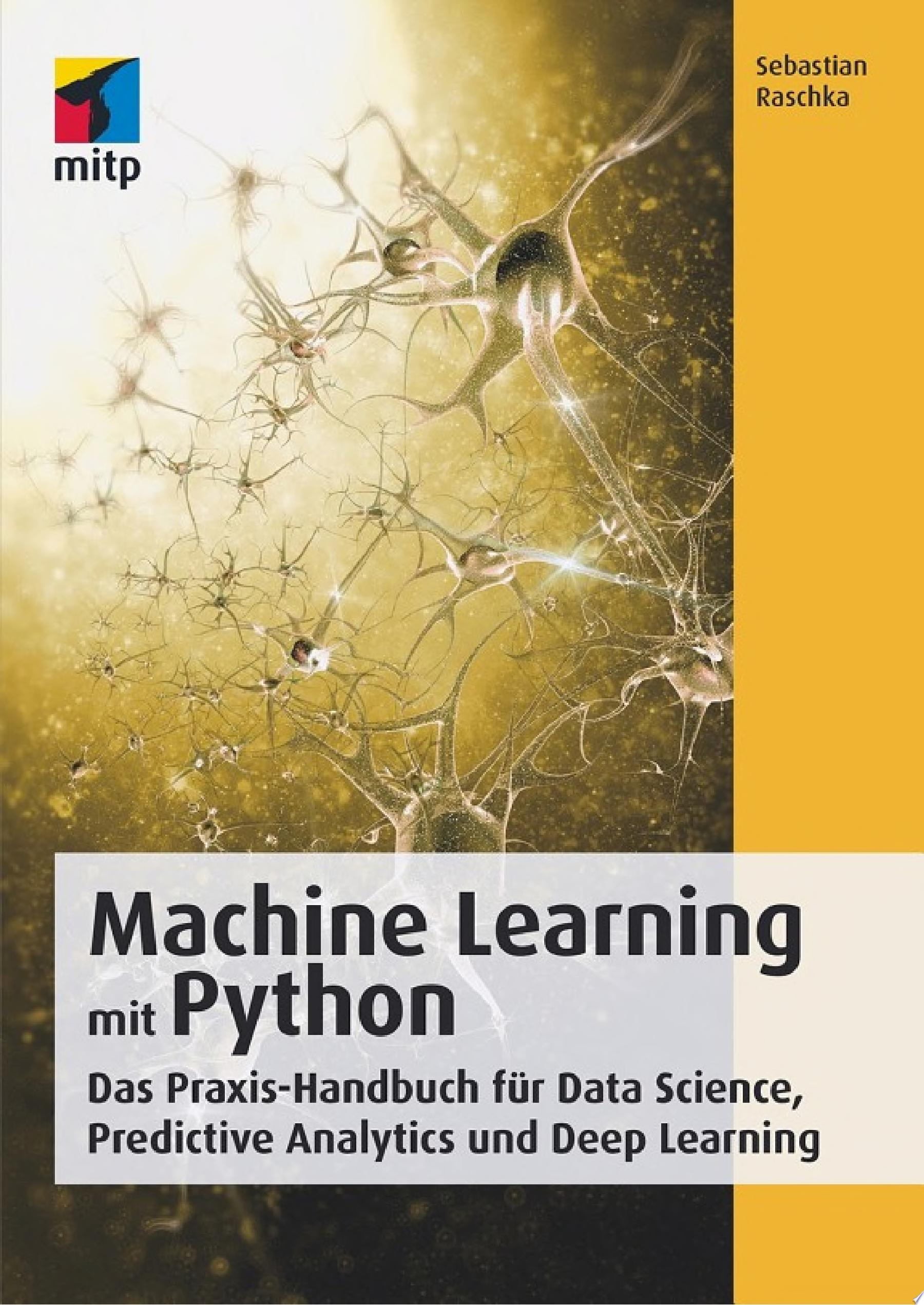 Machine Learning mit Python