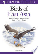 Birds of East Asia Book