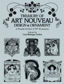 Pdf Treasury of Art Nouveau Design & Ornament Telecharger