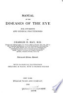 May's Manual of the Diseases of the Eye for Students and General Practitioners