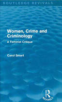 Women Crime And Criminology