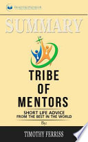 Summary: Tribe of Mentors