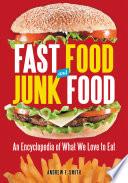 Fast Food And Junk Food Book PDF