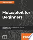 Metasploit for Beginners Book